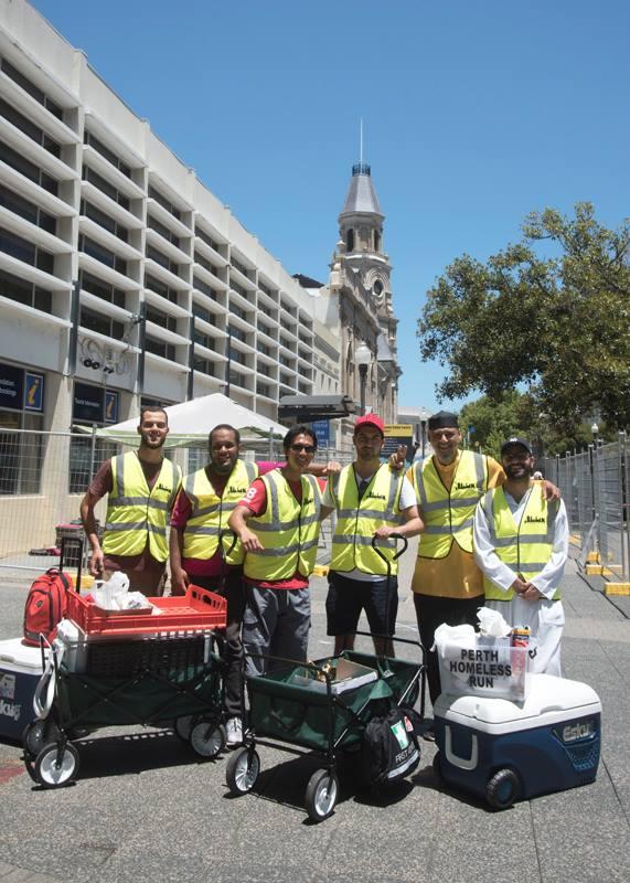 Perth Homeless Run