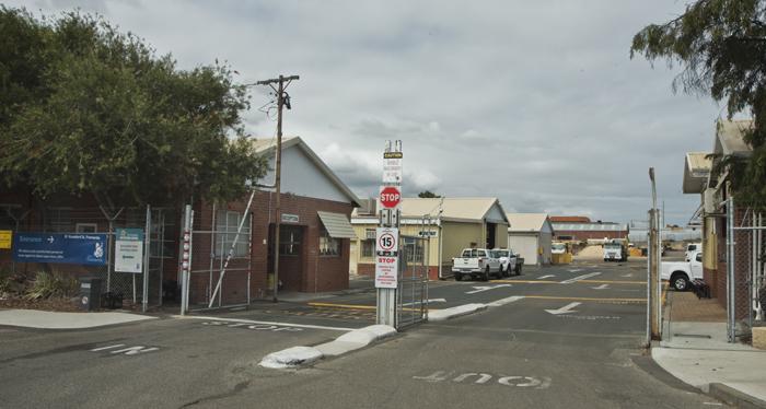 Depot site