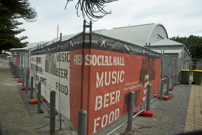 Freo Social Hall