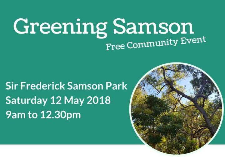 Greening Samson