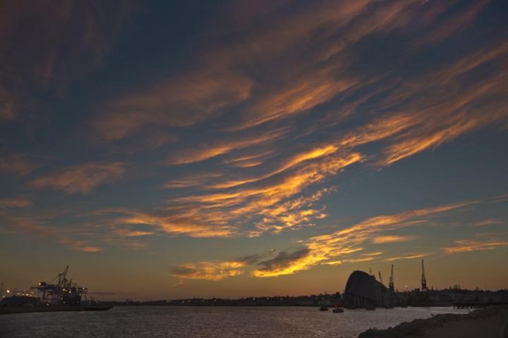 sunrise port
