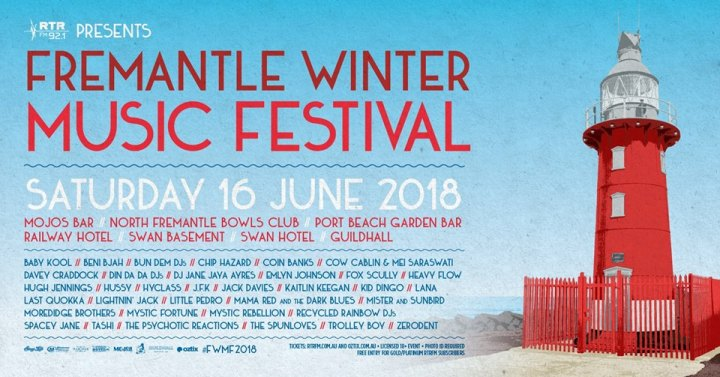 June 16 Winter Music Fest Nth Freo
