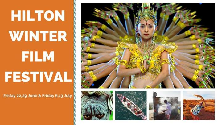 June 23. Hilton Film fest.