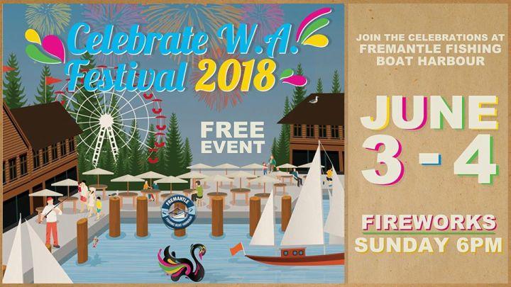 WA DAY June 3-4