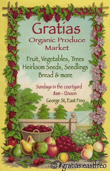 Gratias Sunday Market East Freo