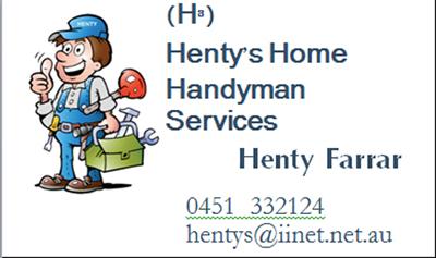 Henty's