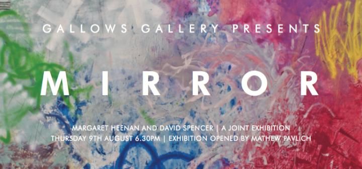 Aug 89. Dave Spencer art show
