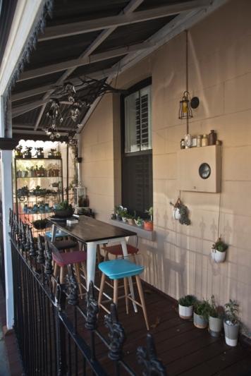 cute verandah