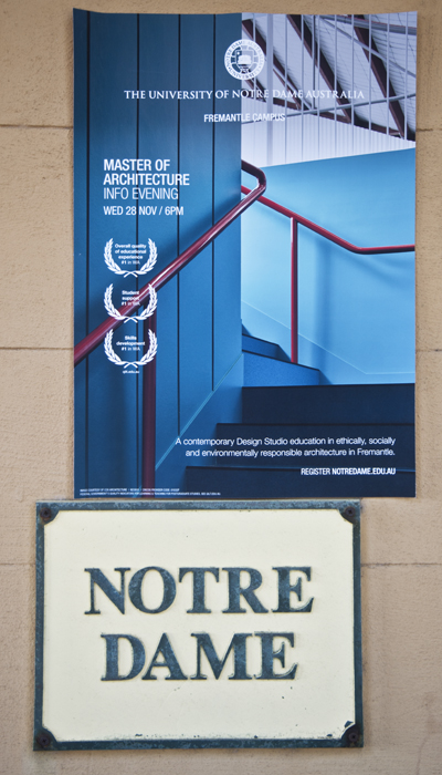 NDA architecture