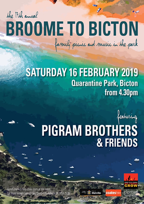 feb 16 broome to bicton