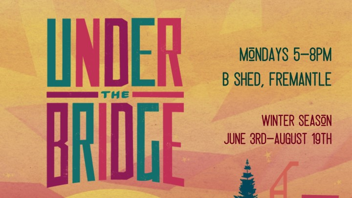 Under the Bridge June 3