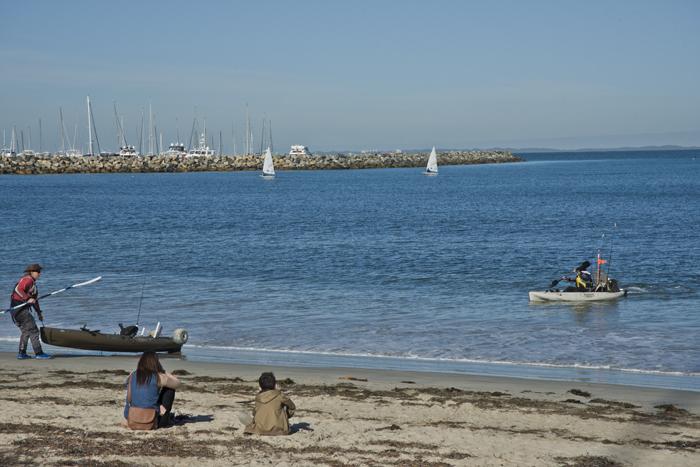 bathers bay