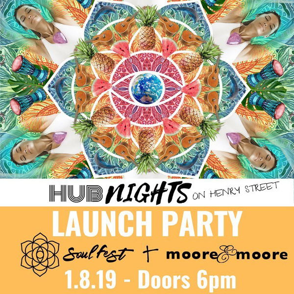 HUB Nights at the Moores. August 1