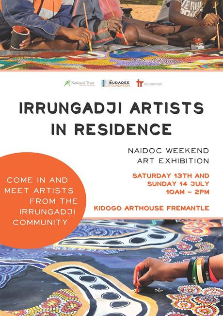 July 13 Kidogo NAIDOC