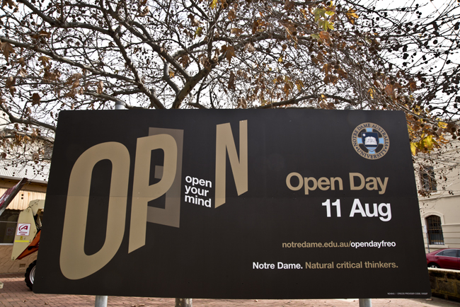 NDA Open day