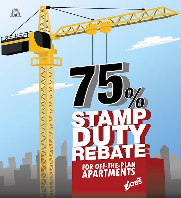 STAMP DUTY REBATE