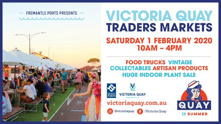 Feb 1. VQ TRaders Market