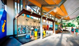 Noosa Visitor Information Centre. Photo Contributed