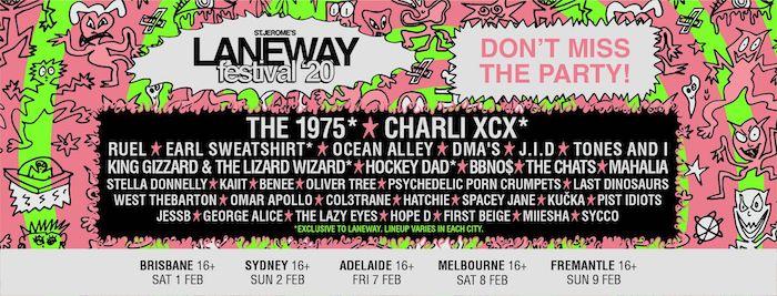 Laneway 1