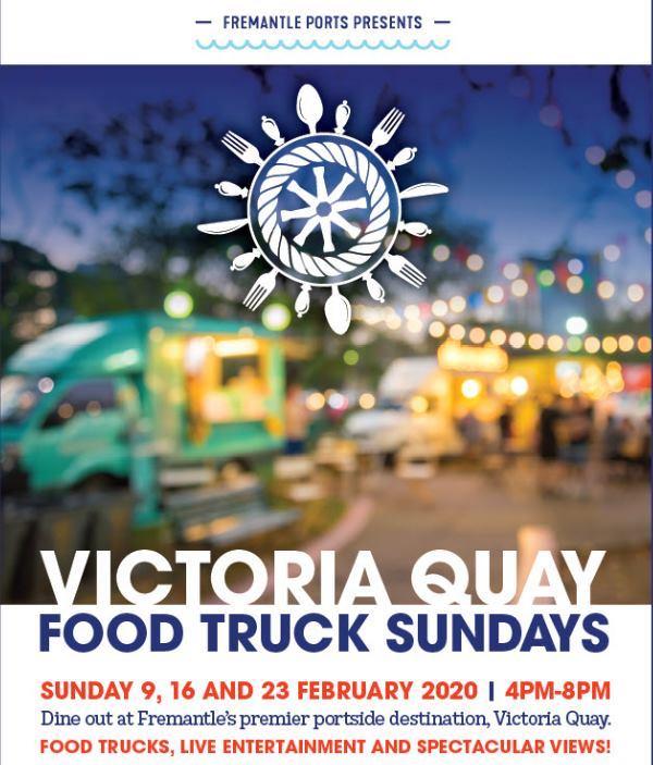 Sunday food trucks at VQ