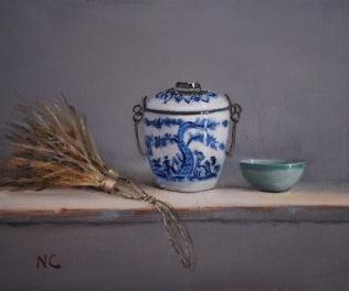 4: Opium Pot 25x30cm $2350.00