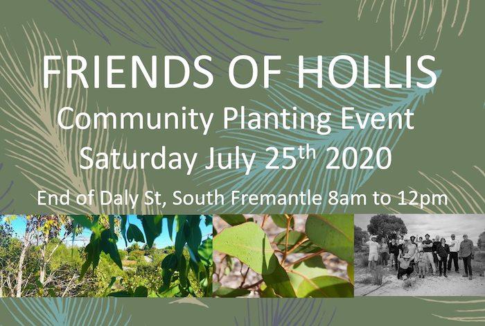 July 25. Hopis tree planting